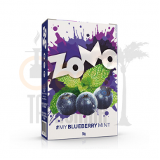 ZOMO BLUEBERRY MINT 50G