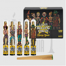 BLUNT LION ROLLING CIRCUS GOLD